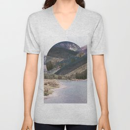 Rising Earth Unisex V-Neck