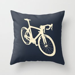 Bicycle - bike - cycling Throw Pillow