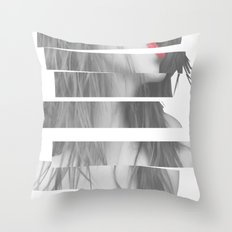The Shock Throw Pillow