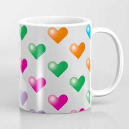 Hearts_F04 Coffee Mug