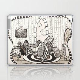 Long Laptop & iPad Skin