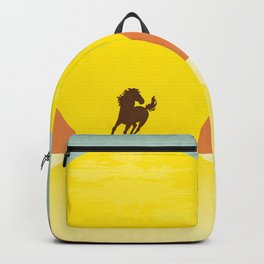 Wild and free Backpack