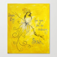 Dream Big II Canvas Print