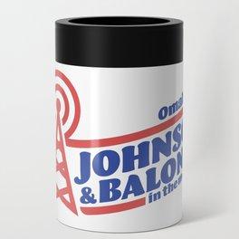 Johnson & Baloney Can Cooler