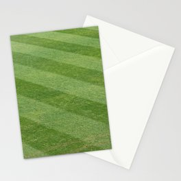 Play Ball! - Freshly Cut Grass Stationery Cards