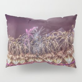 Brisbane Riverfire Pillow Sham