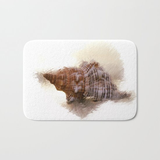 Summer day at sea Bath Mat