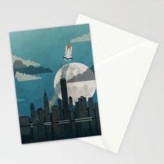 Rocket City Stationery Cards