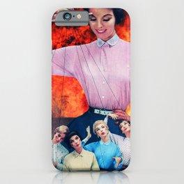 Fire Dolls iPhone Case