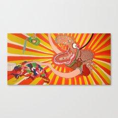 Julia Canvas Print