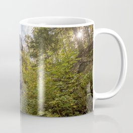 DWP Tunnel on a Fall Morning Coffee Mug