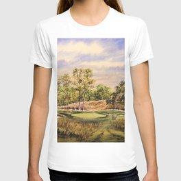 Merion Golf Course 17th Hole T-shirt