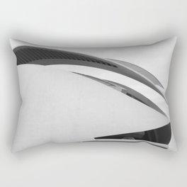 C A L A T R A V A   architect   City of Arts and Sciences Rectangular Pillow