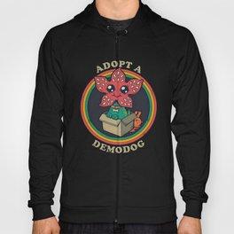 Adopt A Demodog Hoody