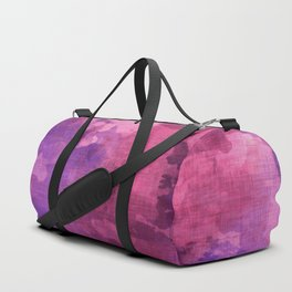 pink tourmaline Duffle Bag
