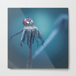 Queen of the Sea. Metal Print