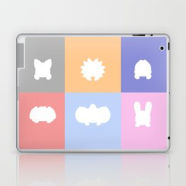 Cute Critter Gang KO Laptop & iPad Skin
