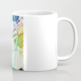 Modern Spin on Neolithic Technology Coffee Mug