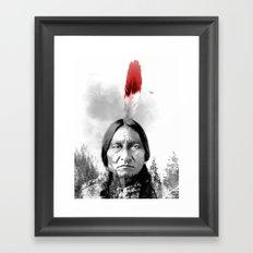 Native American II Framed Art Print