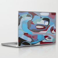 coke Laptop & iPad Skins featuring Cherry Coke by MadisonBlochArt