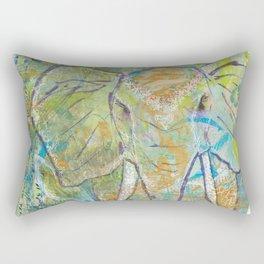She is Strength Rectangular Pillow