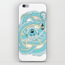 Dragon w/ Lantern iPhone Skin