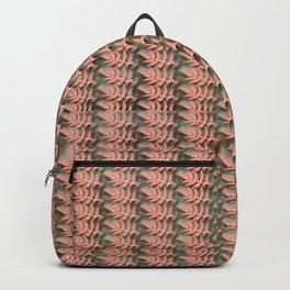 Leafy Teal Backdrop Backpack