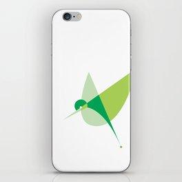 Contours: Hummingbird iPhone Skin