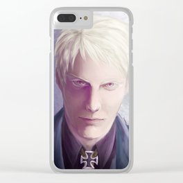 Albino Clear iPhone Case