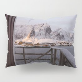Morning in Lofoten Pillow Sham