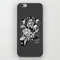 moto iPhone & iPod Skins featuring Moto Demons by PRIMATE