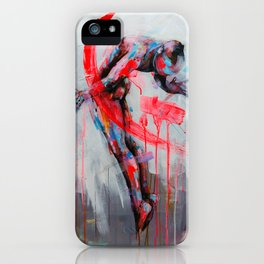 Sacret iPhone Case