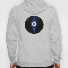 it's a mod life vinyl Hoody