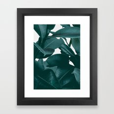 Pulling me in Framed Art Print