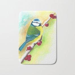 Blaumeise | Bluebird Bath Mat