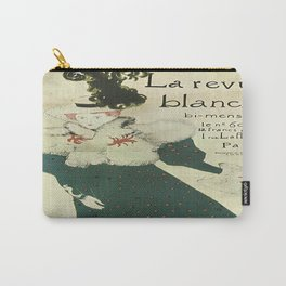 Vintage poster - La Revue Blanche Carry-All Pouch
