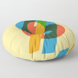 six to nine Floor Pillow