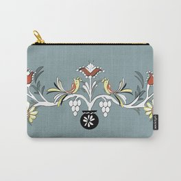 The Blue Design Carry-All Pouch