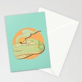 Naga Boy Stationery Cards
