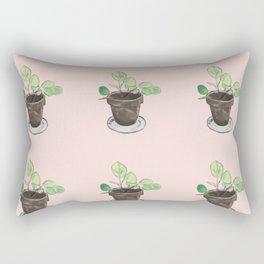 Little Plant Rectangular Pillow