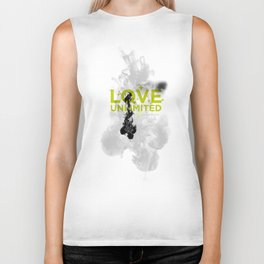 Love Unlimited by Bennassar Biker Tank