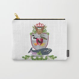 Coat of Arms 2 Carry-All Pouch