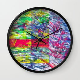 Friday 18 October 2013: Conversations about gratitude for inherited modes. Wall Clock
