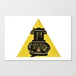 Thesauros Canvas Print