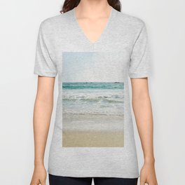The Beach Unisex V-Neck