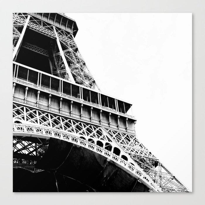 Eiffel Tower Leinwanddruck