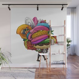 Floaties for Sale Wall Mural