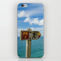 portugal iPhone & iPod Skins featuring Nazaré, Portugal. by jmiguel