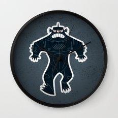 Triclops Wall Clock