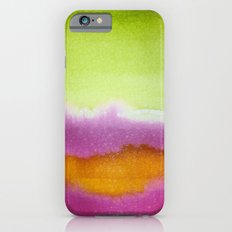 Popsicle- watermelon, cherry, orange iPhone 6s Slim Case